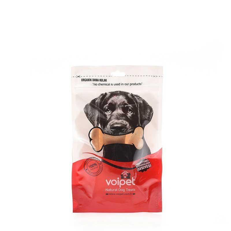Voipet Köpek Ödülü Kurutulmuş Dana Kulak 100 gr