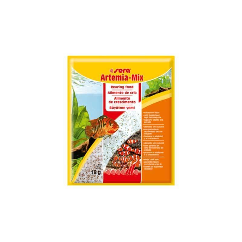 Sera Artemia Mix 18 gr