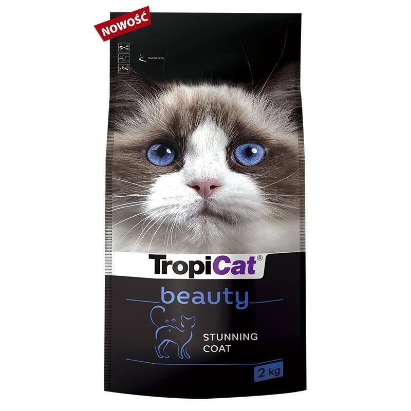 TropiCat Beauty Tüy Sağlığı Yetişkin Kedi Maması 2 kg