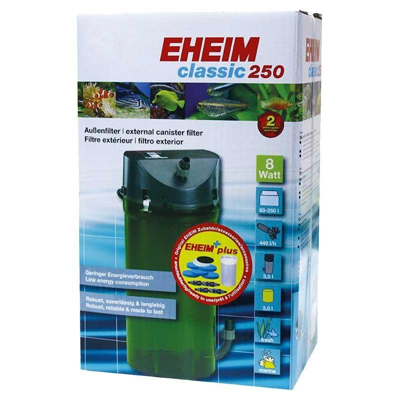 Eheim Classic 250 2213-02 Akvaryum Dış Filtre