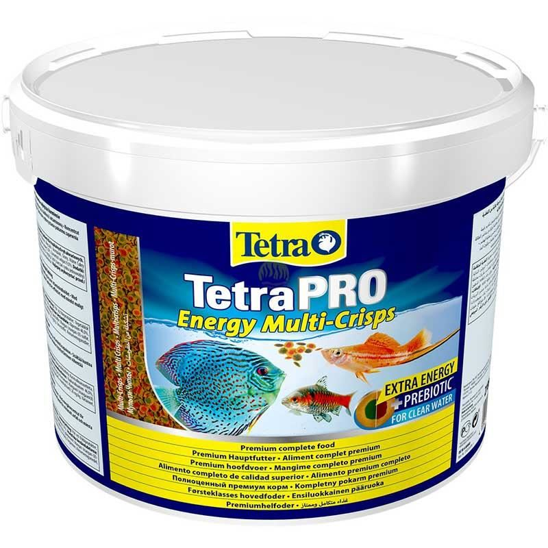 Tetra Pro Energy Balık Yemi 10 Lt