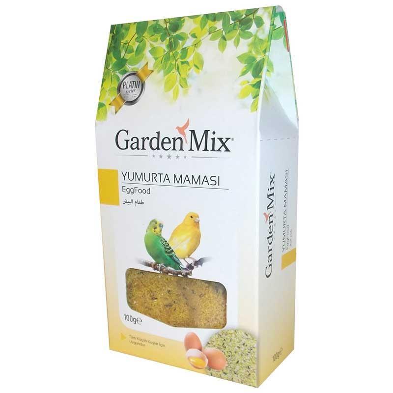 GardenMix Platin Yumurta Maması 100gr