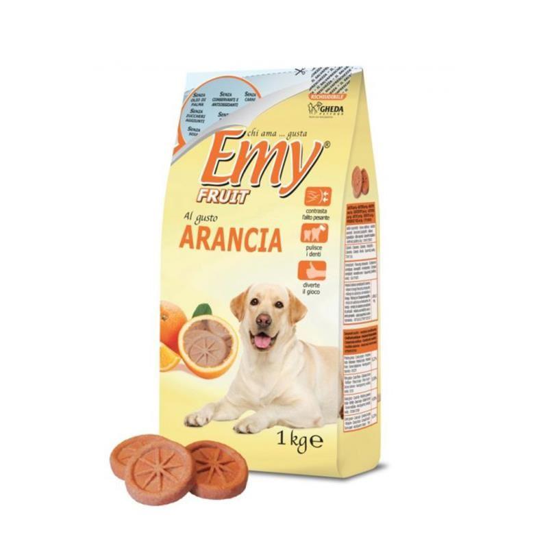 Emy Fruit Arancia Portakallı Köpek Ödülü 1 Kg