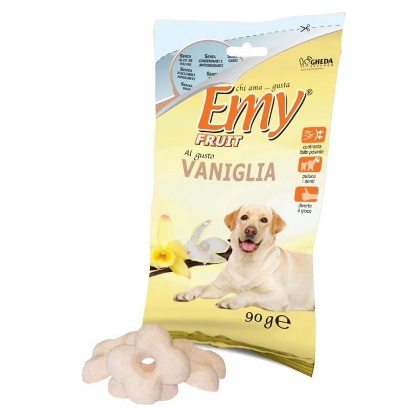 Emy Fruit Vaniglia Vanilyalı Köpek Ödülü 90 Gr