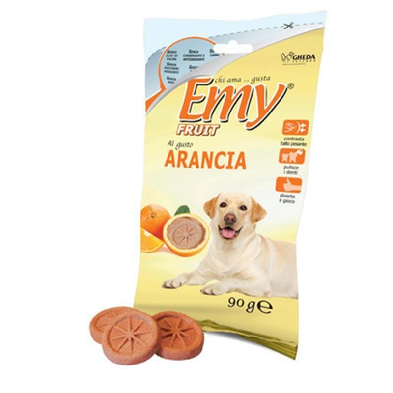 Emy Fruit Arancia Portakallı Köpek Ödülü 90 Gr