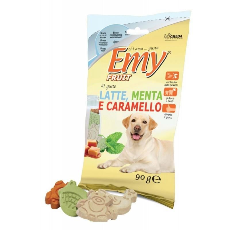 Emy Fruit Latte Menta E Carmello Nane Karamelli Köpek Ödülü 90 Gr
