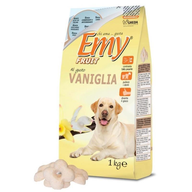 Emy Fruit Vaniglia Vanilyalı Köpek Ödülü 1 Kg