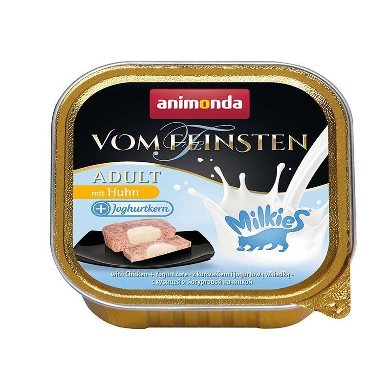 Animonda Milkies Tavuklu Yoğurtlu Kedi Konservesi 100 Gr