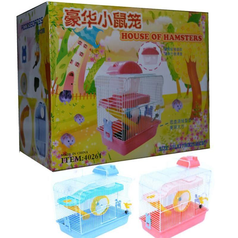 Dream House Hamster Kafesi S261 23x17x25 Cm