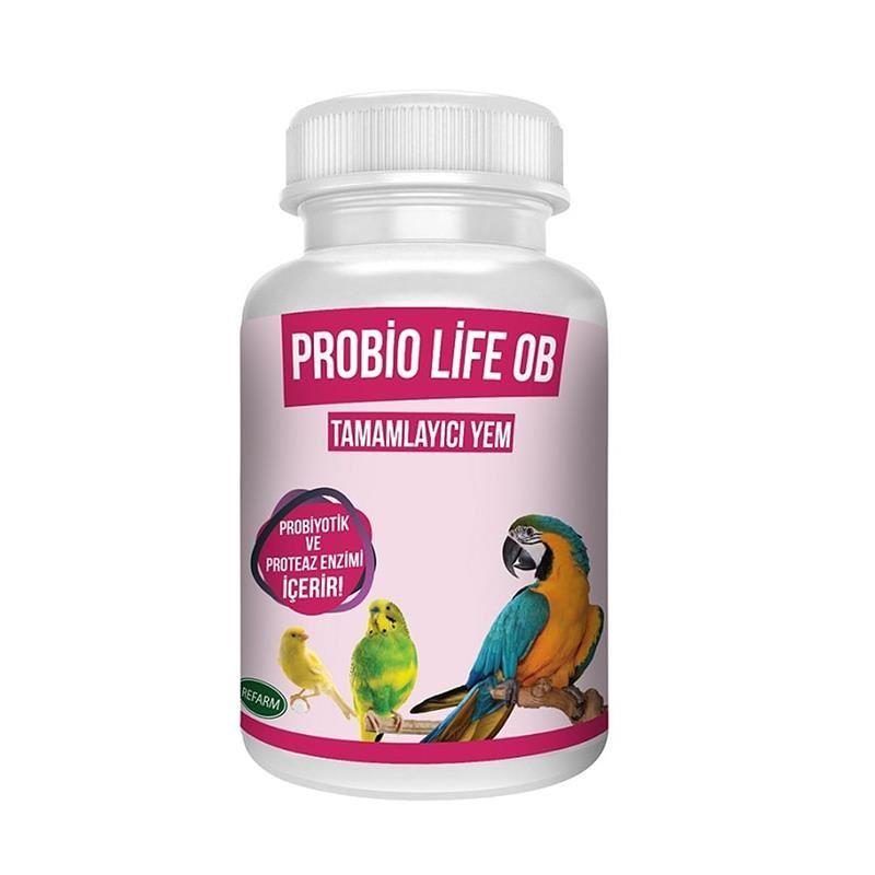 Probiolife OB Kuş Sindirim Düzenleyici 50 Gr