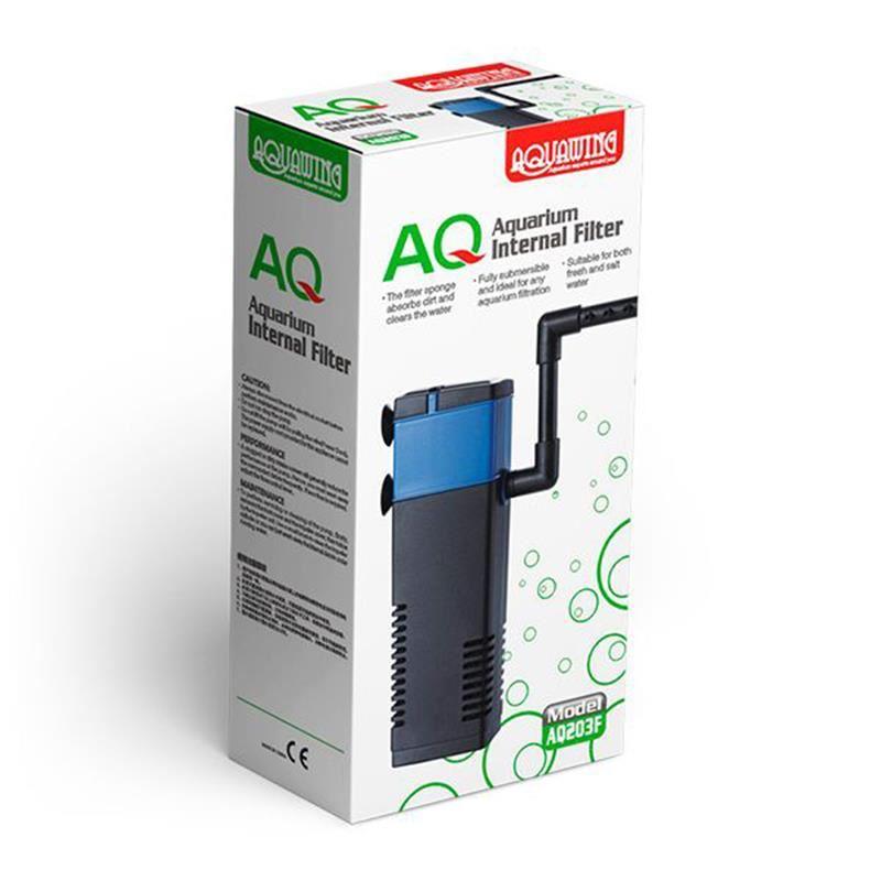 AquaWing AQ203F Akvaryum İç Filtre 12W 600L/H