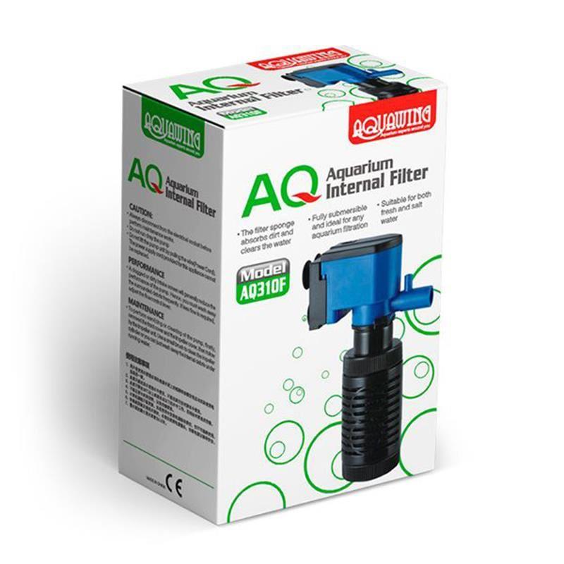 AquaWing AQ310F Akvaryum İç Filtre 4W 400L/H