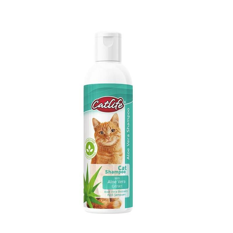 Catlife Aloe Vera Özlü Kedi Şampuanı 250 Ml