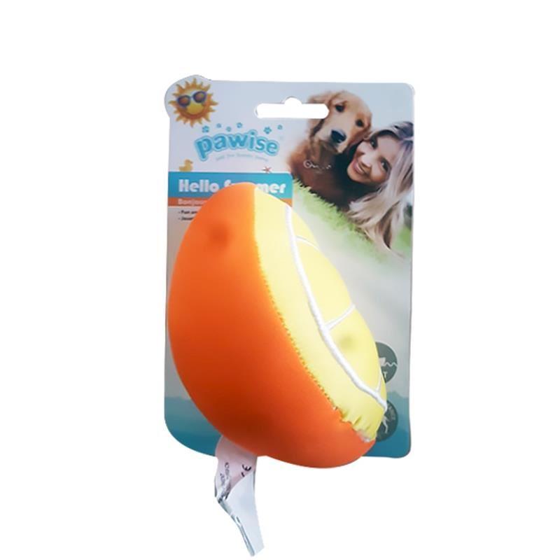 Pawise Summer Toy Suda Batmayan Limon Köpek Oyuncağı