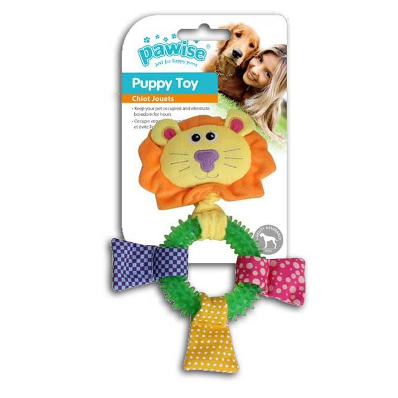 Pawise Puppy Ring Aslan Köpek Oyuncağı 26 Cm