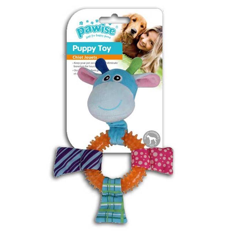 Pawise Puppy Ring Zürafa Köpek Oyuncağı 26 Cm