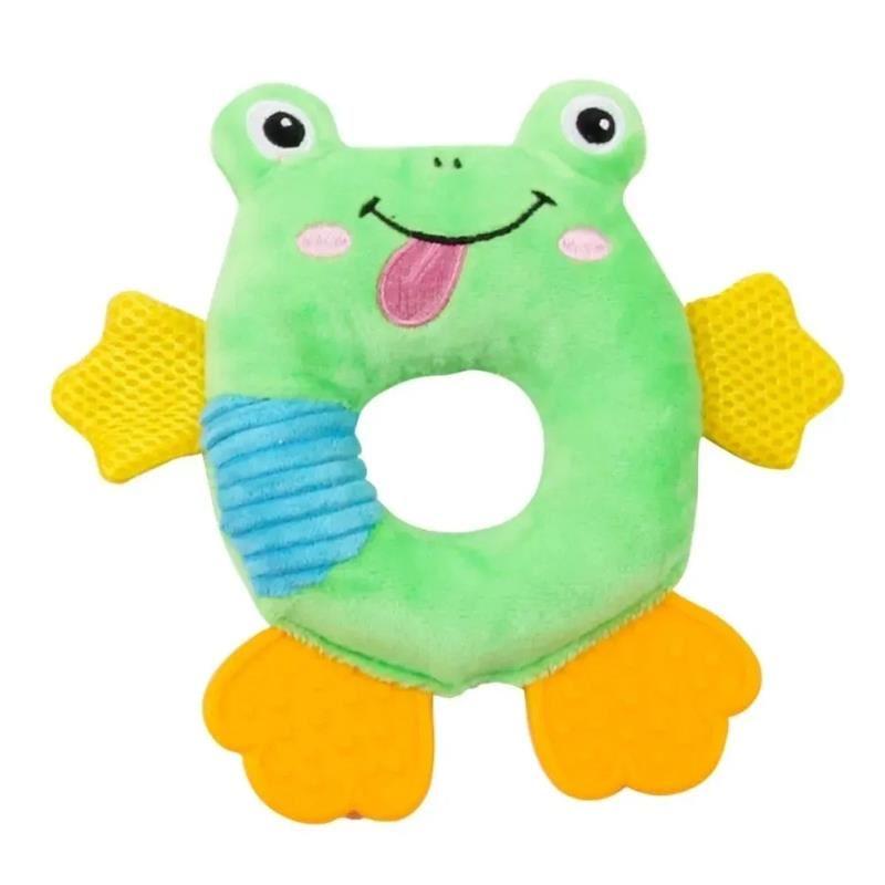 Pawise Peluş Köpek Oyuncağı Hollow Frog