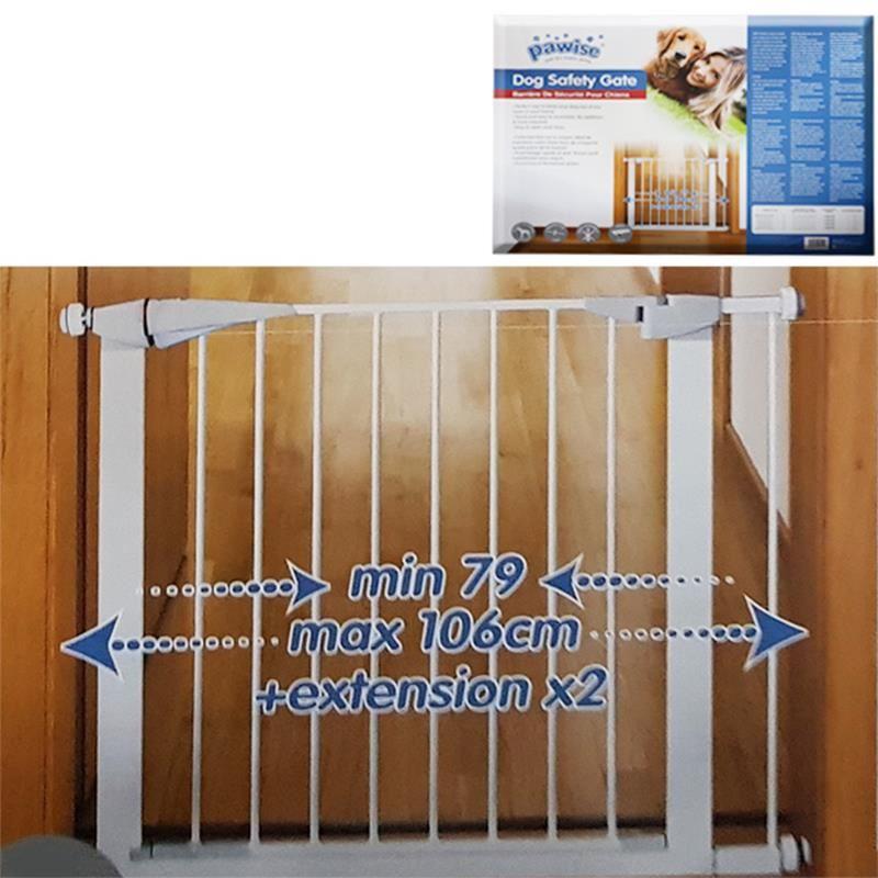 Pawise Güvenlik Kapısı 72x76 Cm