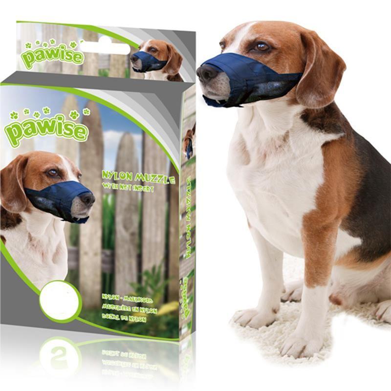 Pawise Ayarlanabilir Kumaş Köpek Ağızlığı No:2