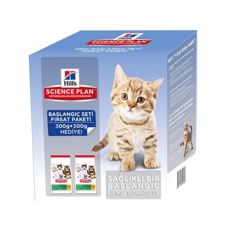 Hills Yavru Kedi Başlangıç Seti