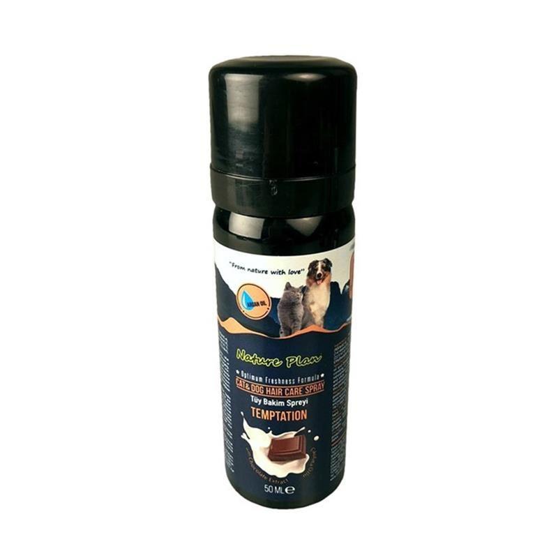 Nature Plan Temptation Çikolata Özlü Kedi Köpek Parfümü 50 Ml