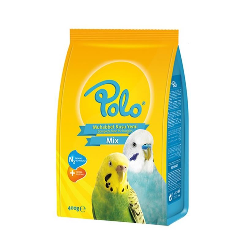 Polo Muhabbet Kuş Yemi 400 Gr