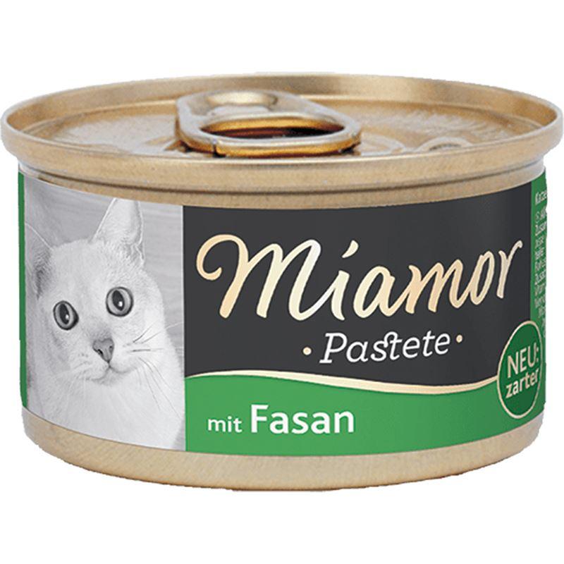 Miamor Pastete Sülün Etli Yetişkin Kedi Konservesi 85gr