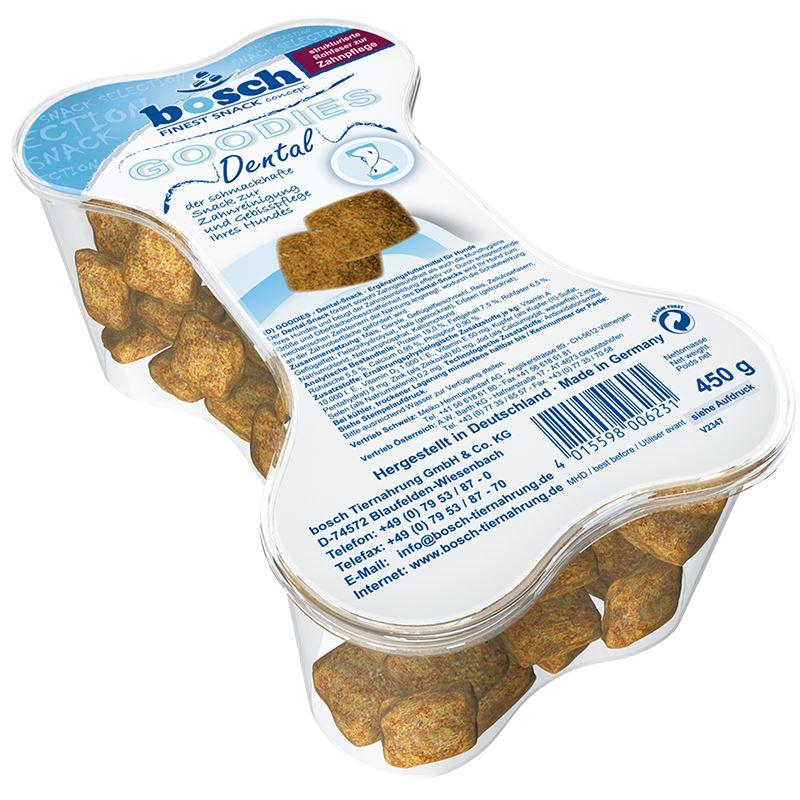 Bosch Goodies Dental Diş Sağlığı Köpek Ödülü 450 gr