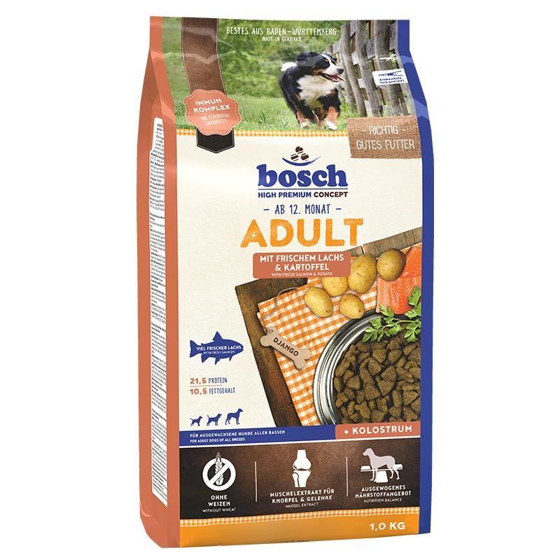 Bosch Somon Balıklı Patetesli Köpek Maması 1 Kg