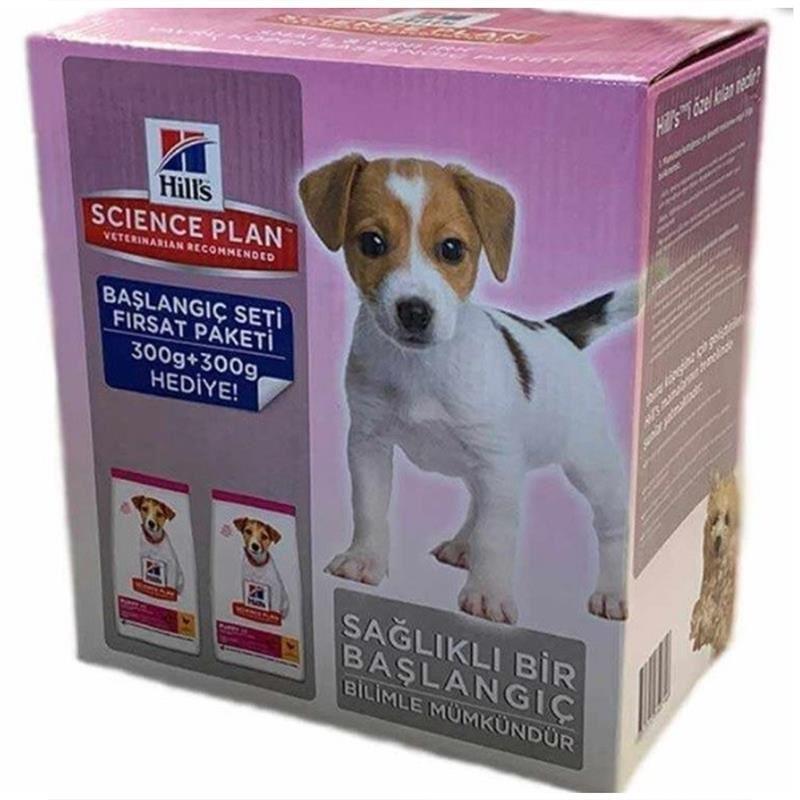 Hills Puppy Yavru Köpek Starter Kit Başlangıç Seti