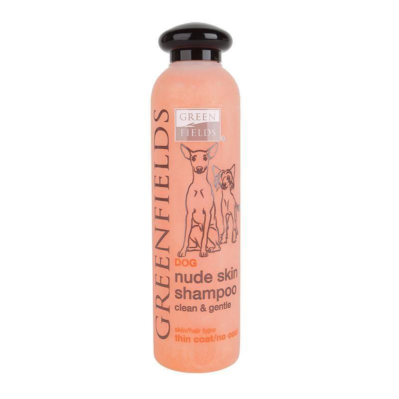 Green Fields Nude Skin Tüysüz Köpek Şampuanı 250 ml