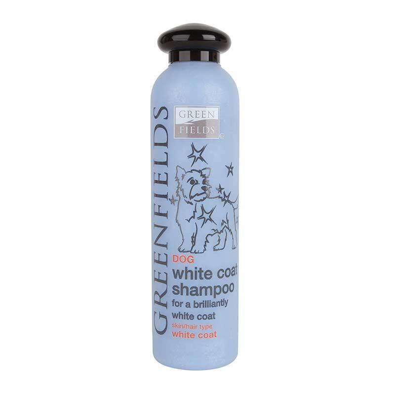 Green Fields White Coat Beyaz Tüylü Köpek Şampuanı 250 ml