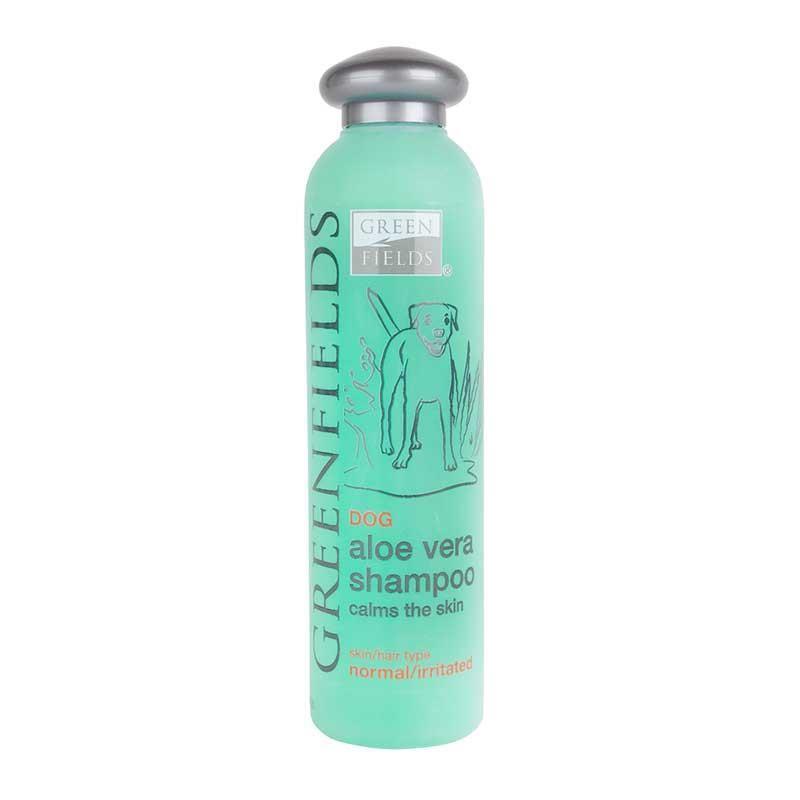 Green Fields Aloe Vera Özlü Kaşıntı Giderici Köpek Şampuanı 250 ml
