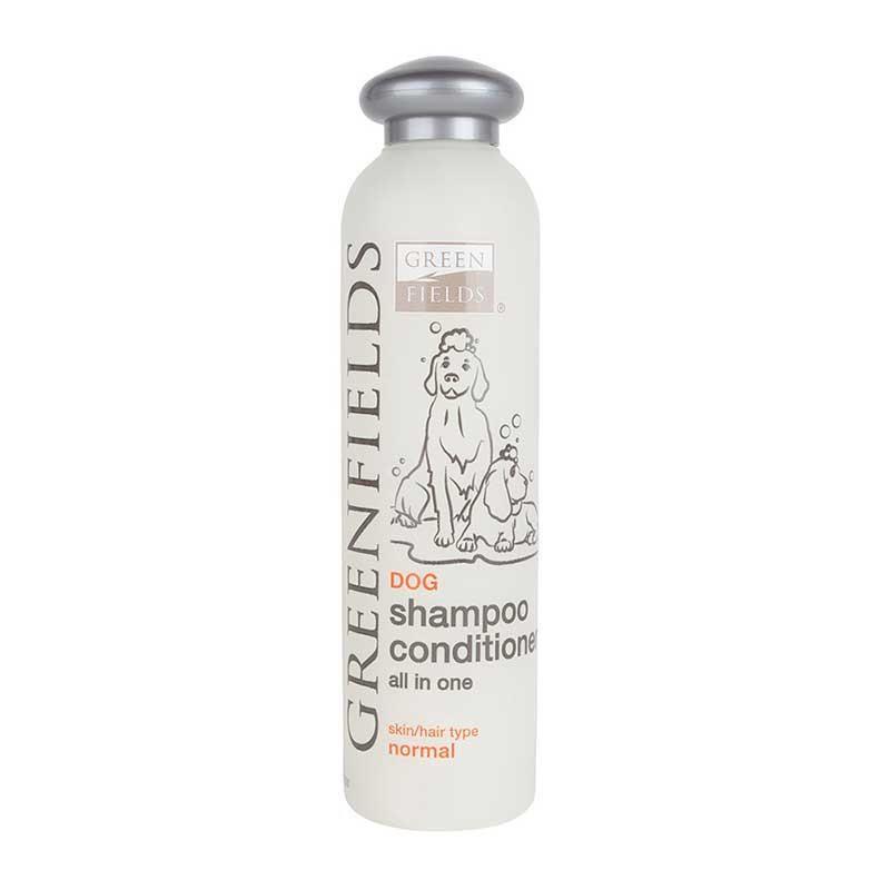 Green Fields Conditioner Kremli Köpek Şampuanı 400 ml