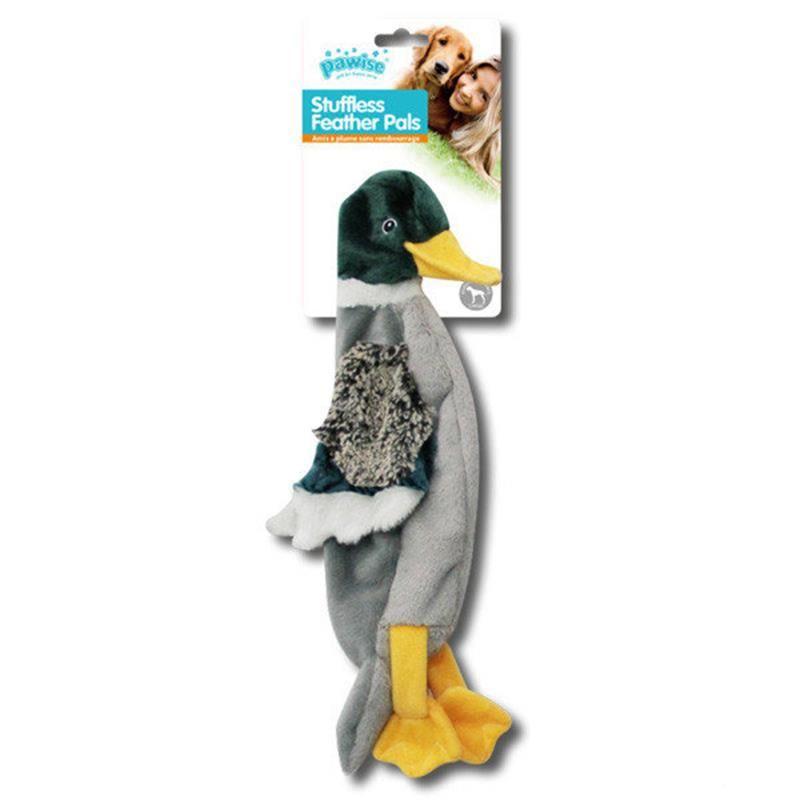 Pawise Peluş Ördek Köpek Oyuncağı 35 Cm