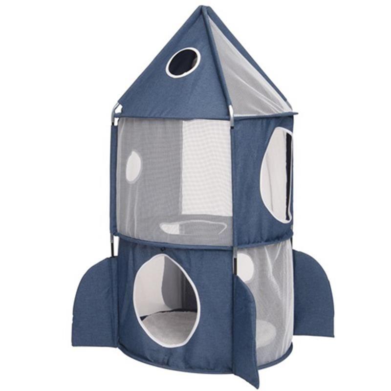 Catit Catit Vesper Uzay Gemisi Kedi Tüneli Mavi