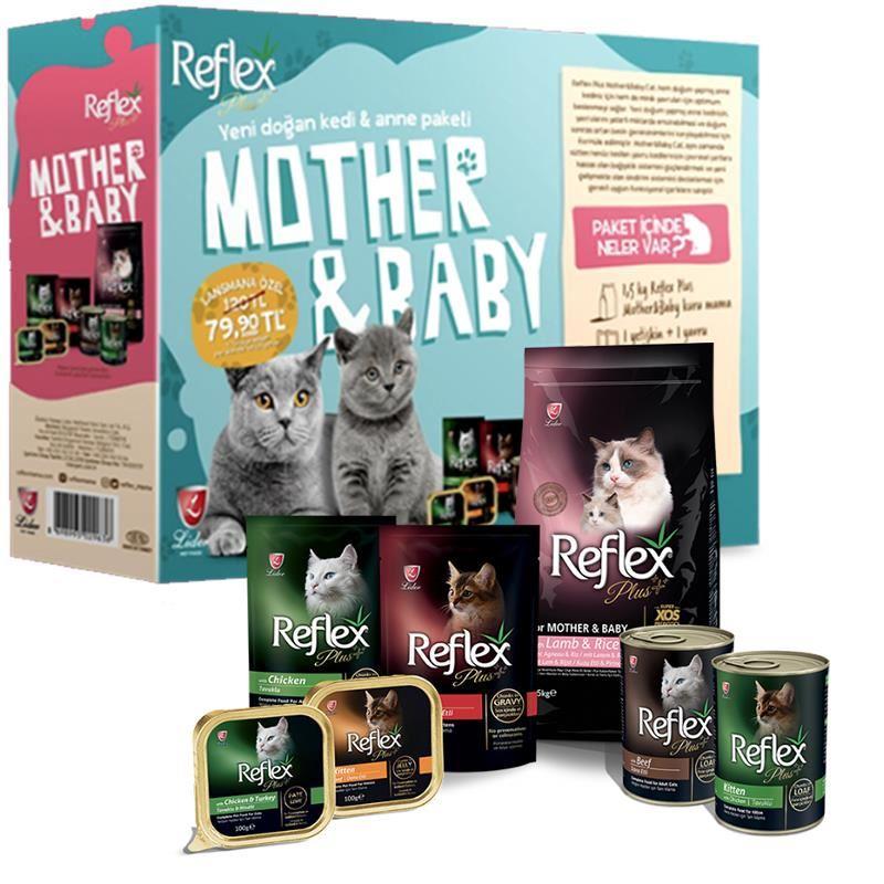 Reflex Plus Mother&Babycat Yeni Doğan ve Anne Paketi