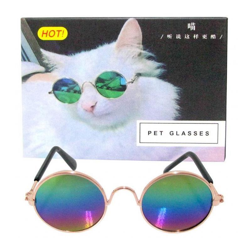 Kedi ve Küçük Irk Köpekler İçin Gözlük