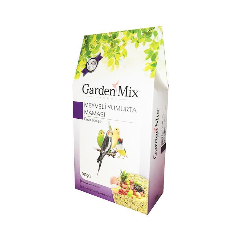 Gardenmix Meyveli Yumurta Maması 100 Gr