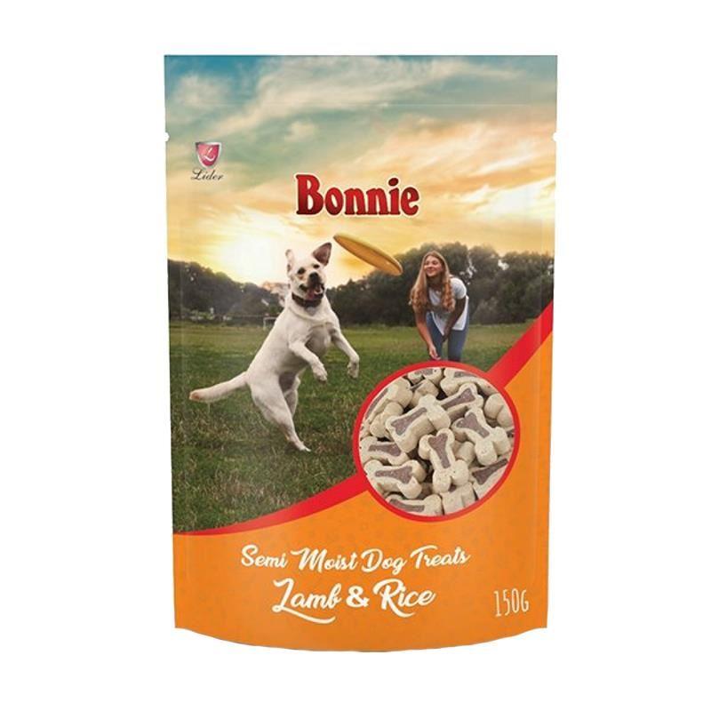 Bonnie Treat For Dog Semi Moist Köpek Ödülü 150 Gr