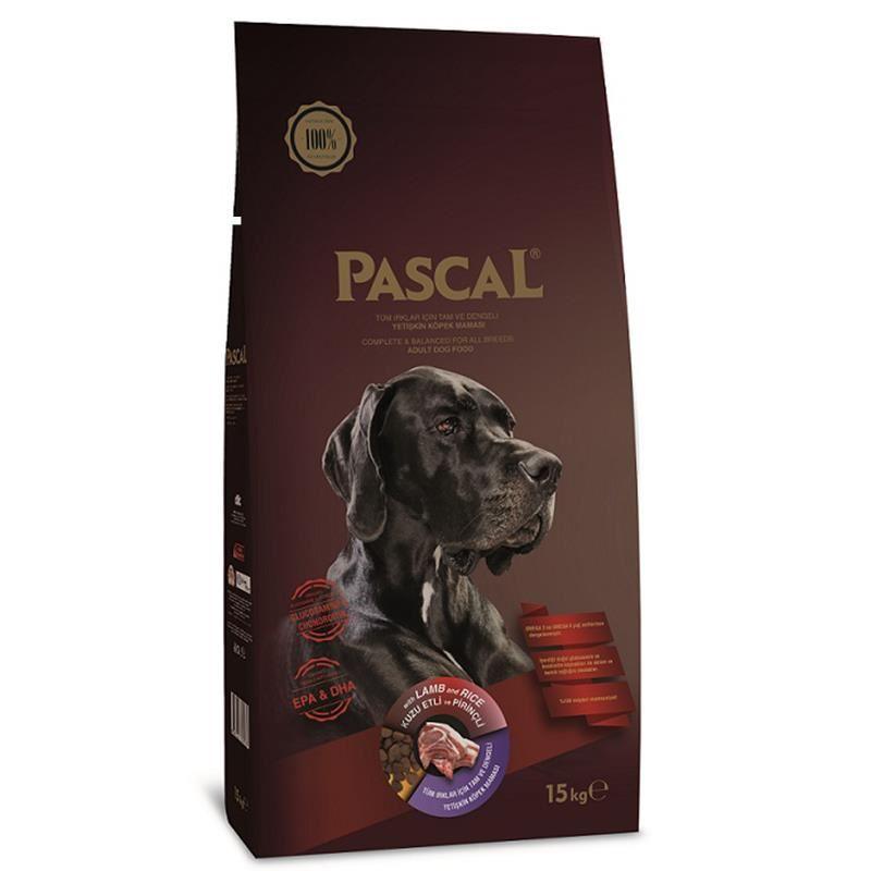Pascal Kuzu Etli Yetişkin Köpek Maması 15 Kg