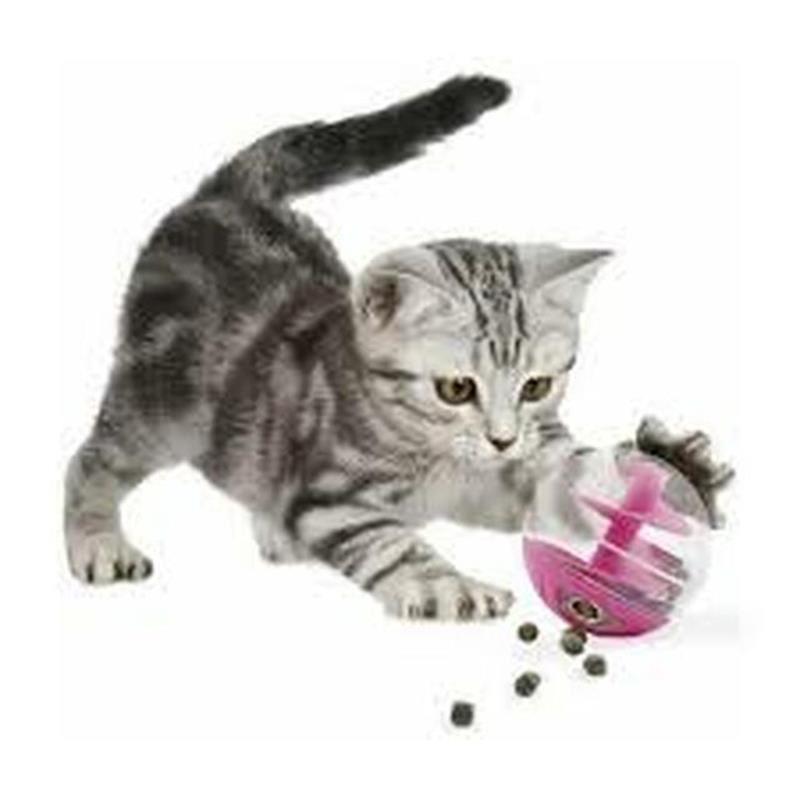 Catit Kedi Ödül Maması Topu Pembe