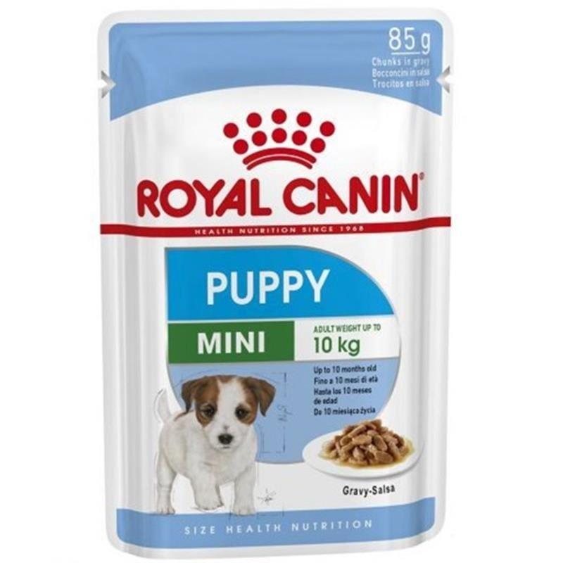 Royal Canin Küçük Irk Yavru Köpek Konservesi 85 Gr