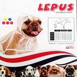 Lepus Küçük Irk Köpek Yağmurluğu XSmall Sarı