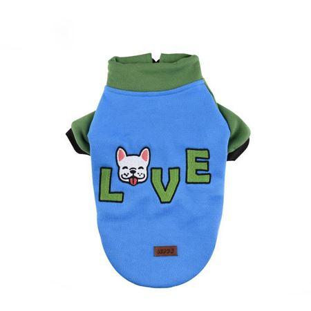Lepus Küçük Irk Köpek Sweet Sax Mavi XLarge