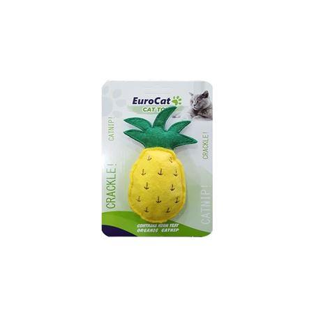 EuroCat Kedi Oyuncağı Ananas 11,5 Cm