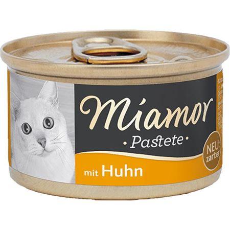 Miamor Pastete Tavuklu Yetişkin Kedi Konservesi 85gr
