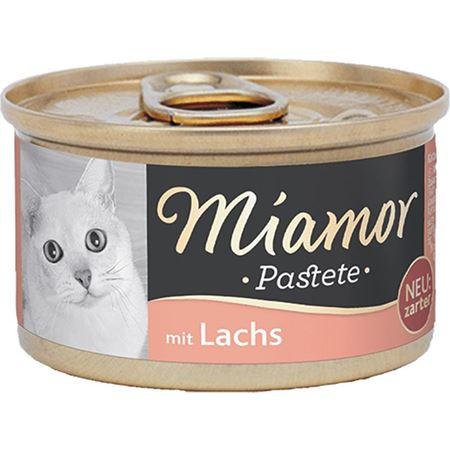 Miamor Pastete Somonlu Yetişkin Kedi Konservesi 85gr
