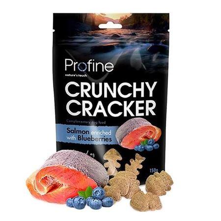 Profine Crunchy Cracker Somon Yaban Mersini Köpek Krakeri 150 Gr