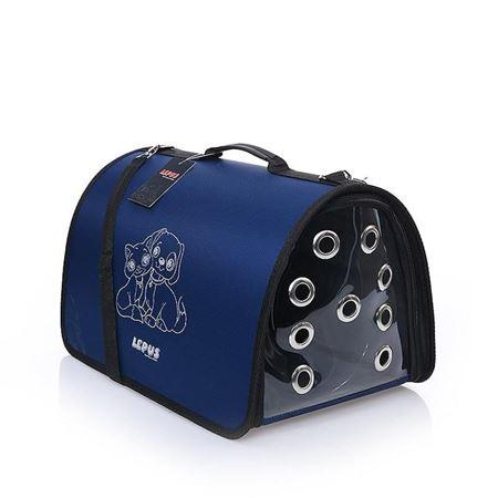 Lepus Fly Bag Kedi ve Köpek İçin Seyahat Çantası Mavi